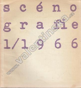 Scénografie, 1/1966