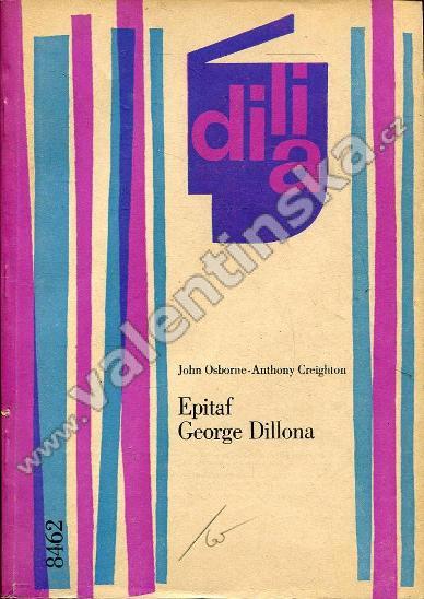 Epitaf George Dillona - Knihy