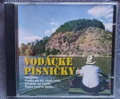 CD - Vodácké písničky  ( 2000 ) , CD V PĚKNÉM STAVU