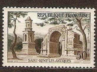 France 1957 Mi 1165 ** - Filatelie