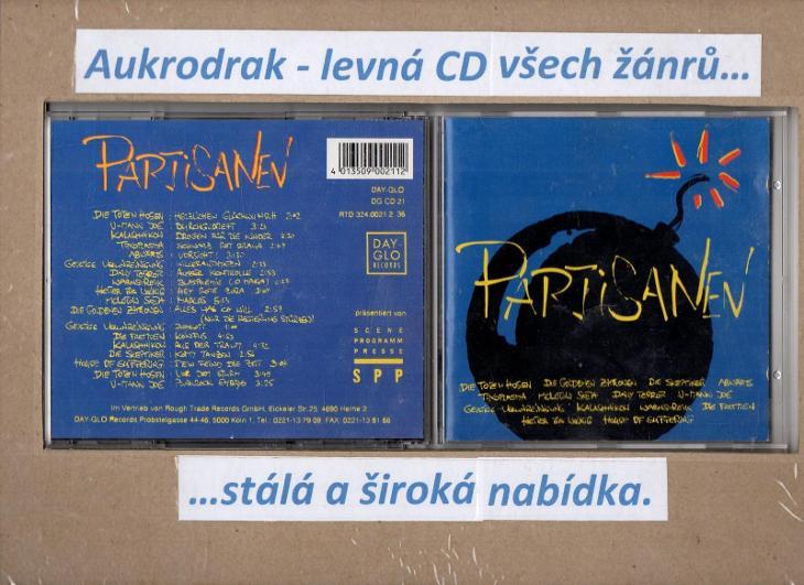 CD/Partisanen - Hudba
