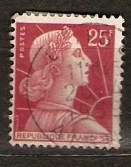 France 1958 Mi 1226
