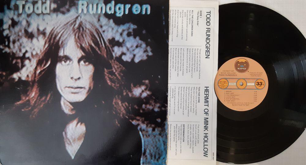 Todd Rundgren - Hermit Of Mink Hollow - Hudba
