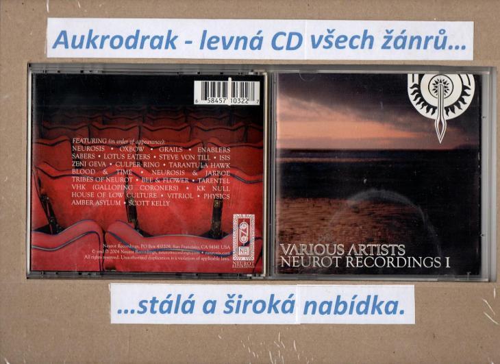 CD/Neurot Recordings I - Hudba