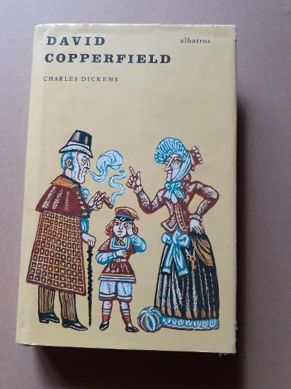 Charles Dickens: David Copperfield  - Knihy