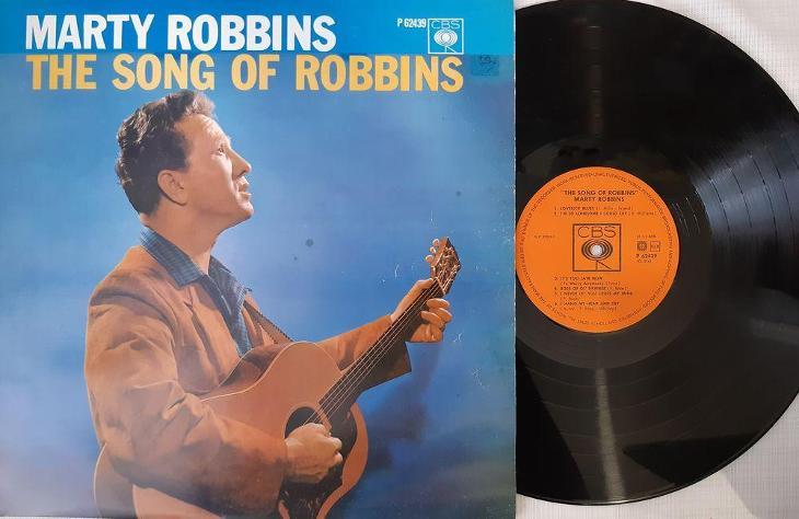 Marty Robbins - The Song Of Robbins - Hudba