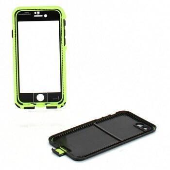 Vodotěsné pouzdro LifeProof černá/zelená - Obaly, pouzdra, kapsy