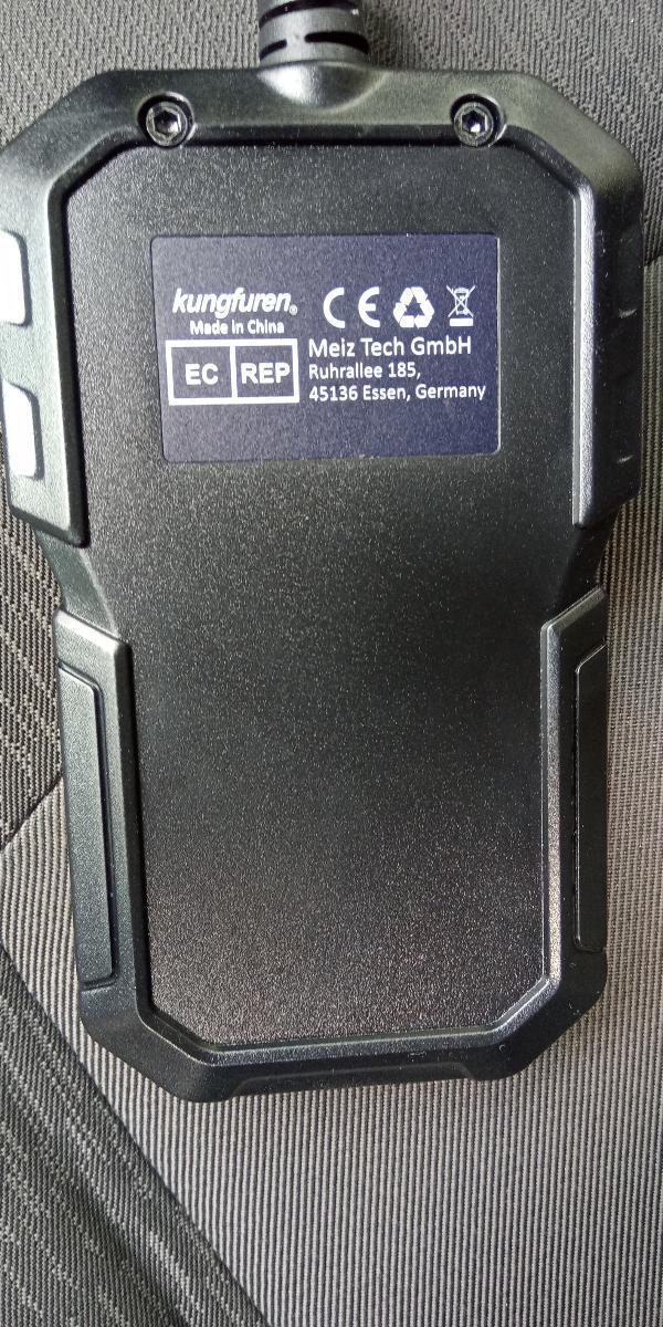 Diagnostický přístroj Veipao OBD2, OBD II - Náhradní díly a příslušenství pro osobní vozidla