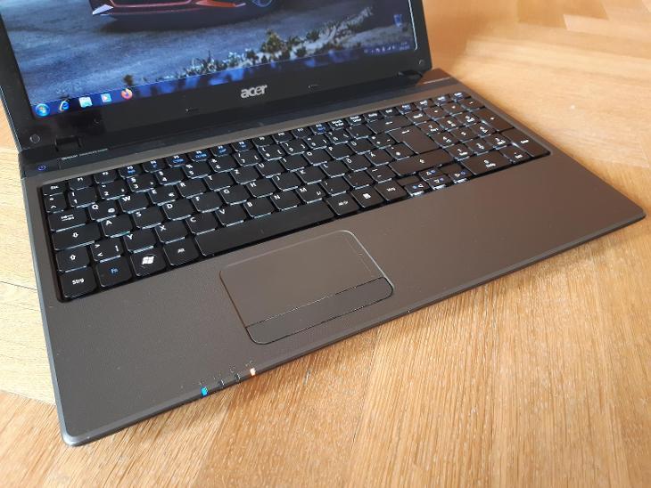 ACER Aspire 5750 Core i5 2,4Ghz, 6GB DDR3 RAM, 750 HDD, HDMI,BAT 1,5H! - Notebooky, příslušenství