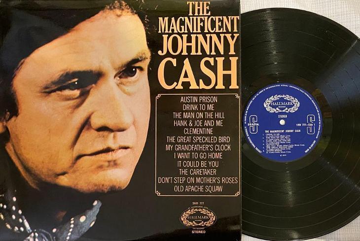 Johnny Cash - The Magnificent Johnny Cash - Hudba