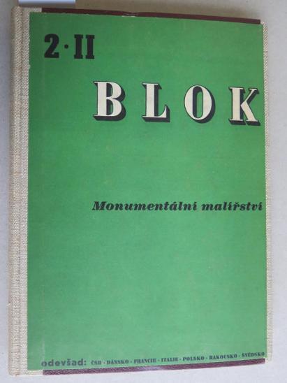 Blok P (Informace o kulturní práci) roč. II. (1947 - 1948) - Knihy