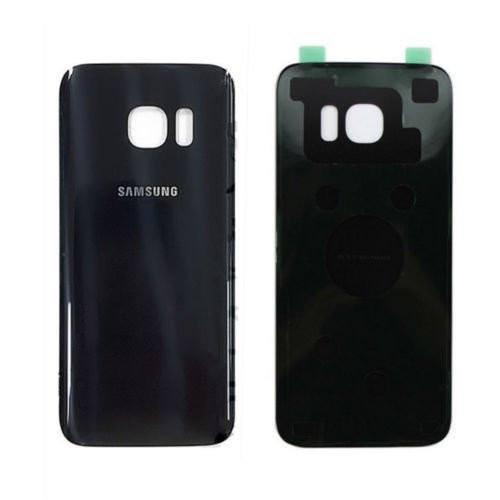 Zadní kryt baterie Samsung Galaxy S7 Edge G935F Black - Náhradní díly
