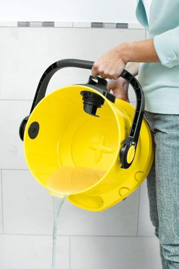 Profesionální mycí vysavač Kärcher SE 4001 (53420712) _A313 - Malé elektrospotřebiče
