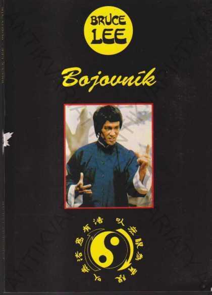 Bruce Lee Bojovník Jaroslav Polák 1994 TJ Sokol - Knihy