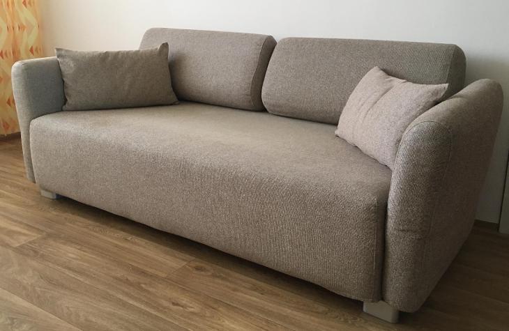 Dvoumístna pohovka IKEA MYSINGE SO2- rozložitelná na jednolůžko - Nábytek