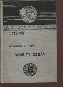Rozbitý džbán (Ottova Světová knihovna)