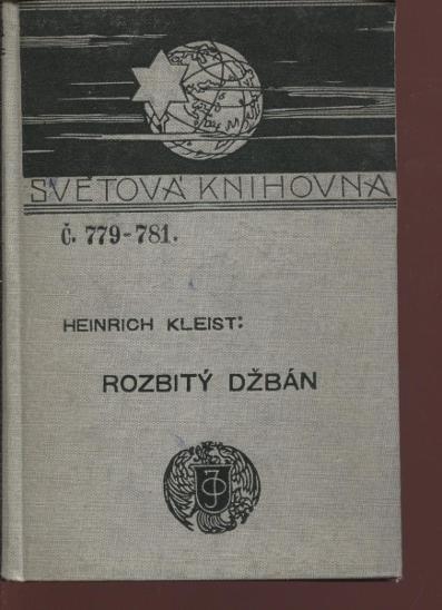 Rozbitý džbán (Ottova Světová knihovna) - Knihy