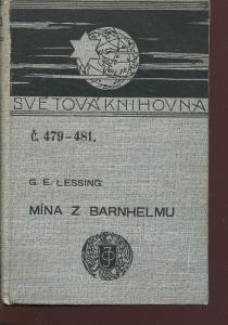 Mína z Barnhelmu (Ottova Světová knihovna)