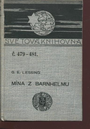 Mína z Barnhelmu (Ottova Světová knihovna) - Knihy