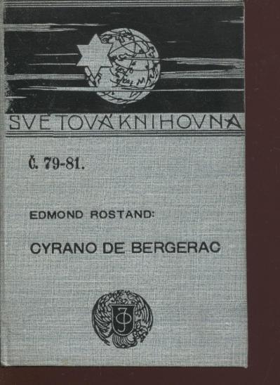 Cyrano de Bergerac (Ottova Světová knihovna) - Knihy