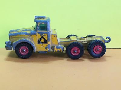 King Size Scammell Contractor Pipe Truck - Matchbox K-10 (M17-m3)
