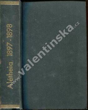 Alétheia, ročník I. a. III. (1897 - 1900) - Knihy