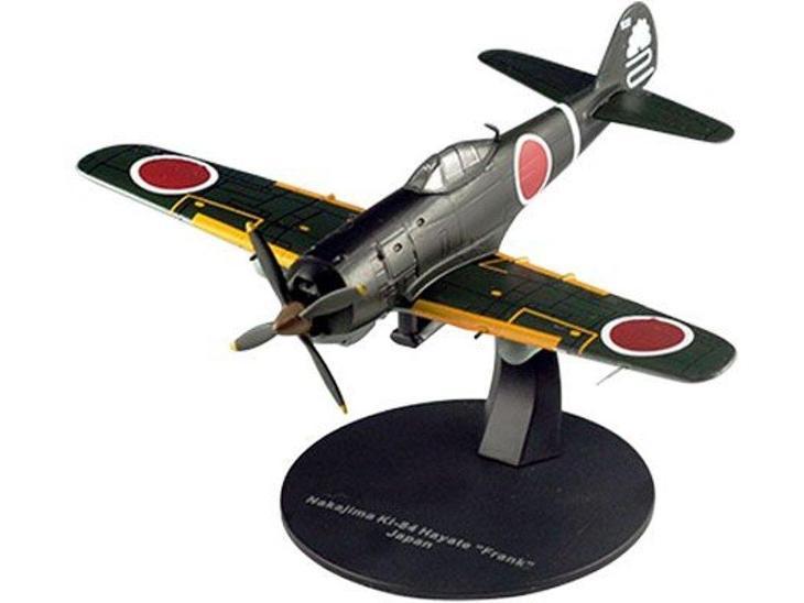De Agostini - Nakajima Ki-84 Hayate, IJNAS, 1/72 - Modelářství