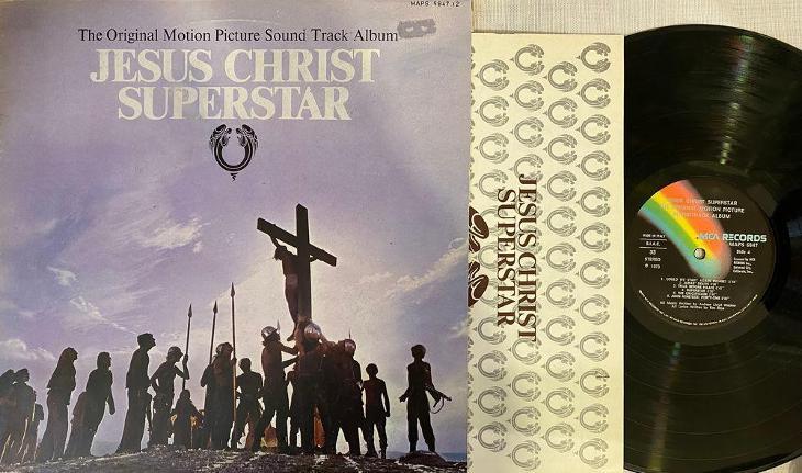 Jesus Christ Superstar (The Original Motion Picture Sound Track Album) - Hudba