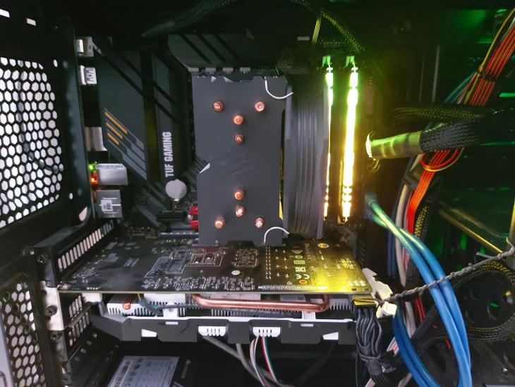 Asus TUF Gaming B550M-Plus - PC komponenty