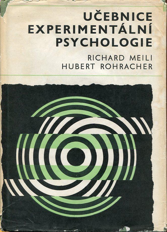 Učebnice experimentální psychologie - Knihy