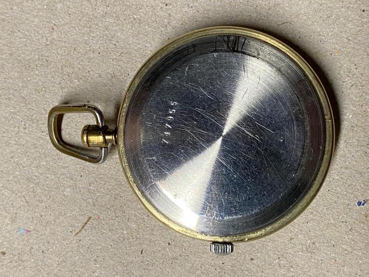 Kapesní hodinky Marvin -funkcní - Starožitnosti