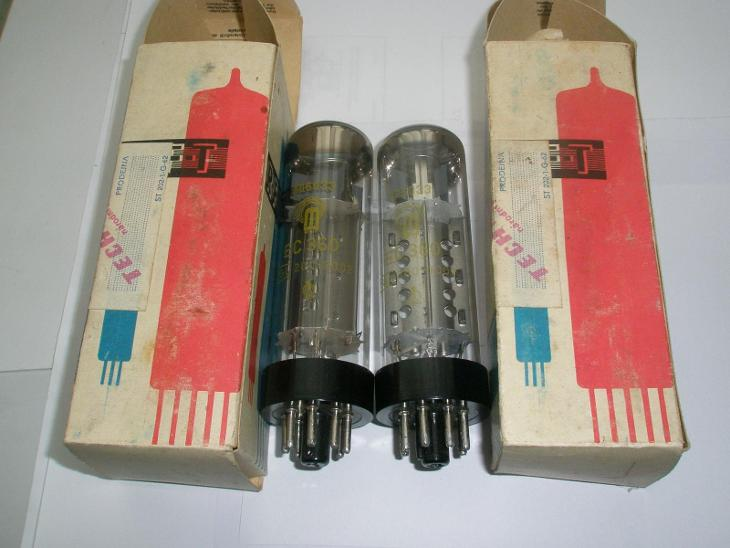 Elektronky EC360. - Elektronika