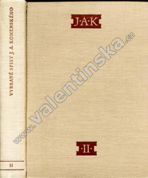 Vybrané spisy J.A.Komenského - Knihy