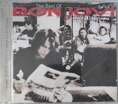 CD Bon Jovi - Bon Jovi – Cross Road (The Best Of Bon Jovi)