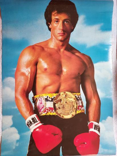 Plakát  Rocky III. - Antikvariát