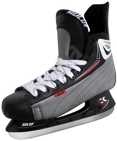 Lední brusle Sulov Z100 vel. 41 EU / 265 mm - Skateboard, in-line, koloběžky