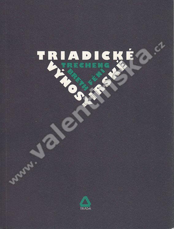 Triadické výnosy irské - Knihy