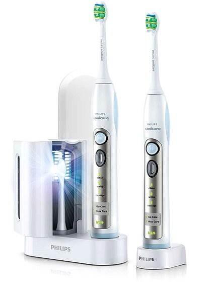Elektrický zubní kartáček Philips Sonicare FlexCare HX6932/36 - Péče o tělo