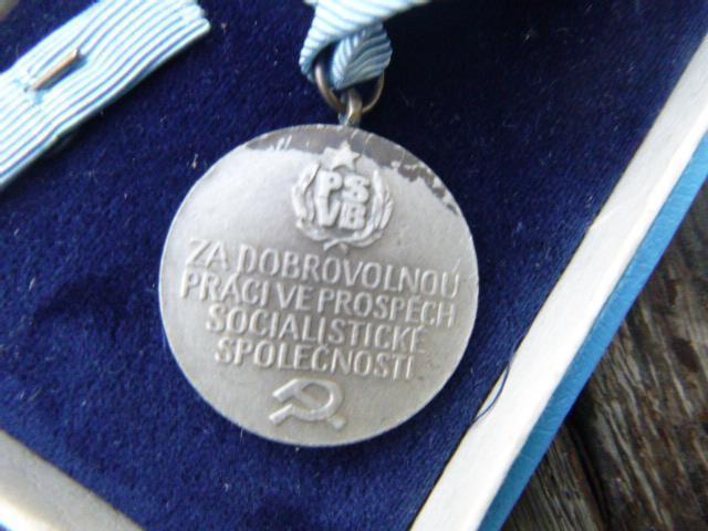 Medaile PSVB - Faleristika