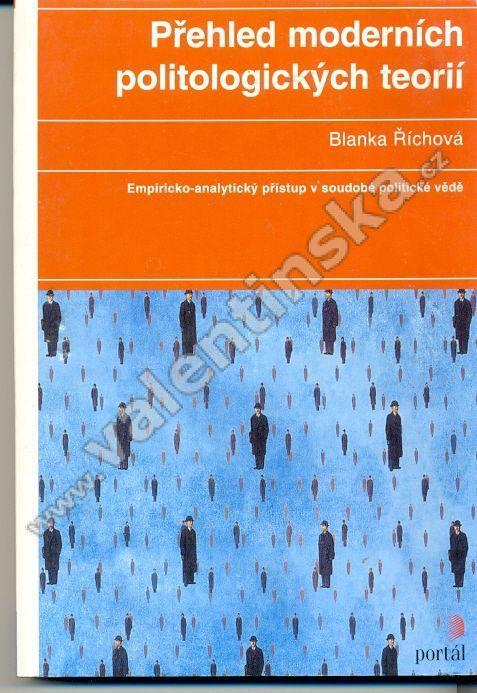 Přehled moderních politologických teorií - Knihy