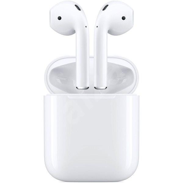 Nefunkční a pouze pro podnikatele: Bezdrátová sluchátka Apple AirPods - TV, audio, video