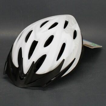 Cyklistická přilba Fischer S/M, bílá - Cyklistika