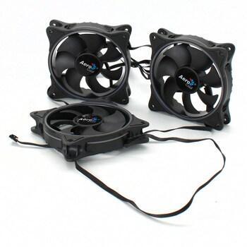 Ventilátor Aerocool ECLIPSE12PRO, 3Ks - PC komponenty