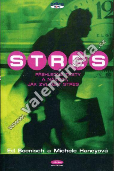 Stres - Knihy