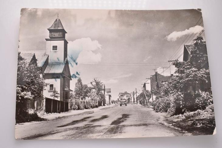 Kozojedy, okres Plzeň-sever, Praga V3S - Pohlednice