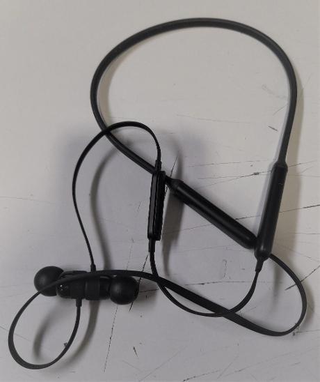 Bezdrátová sluchátka BeatsX - černá - TV, audio, video