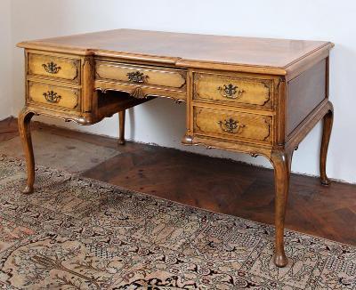 Starožitný portugalský psací stůl