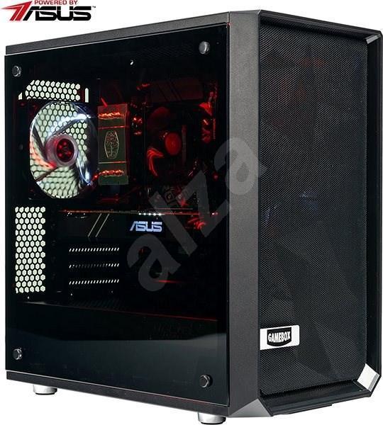Herní PC Alza GameBox GTX1070Ti - Stolní počítače