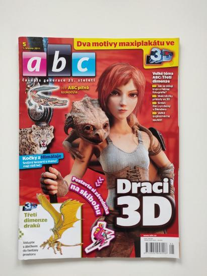 Časopis ABC - 5.2011 - Časopisy