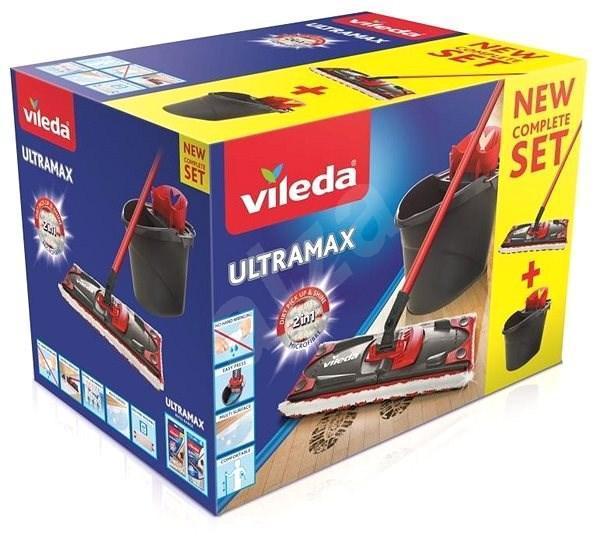 Mop VILEDA UltraMax set BOX - Zařízení